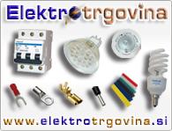 Elektrotrgovina z elektro materialom