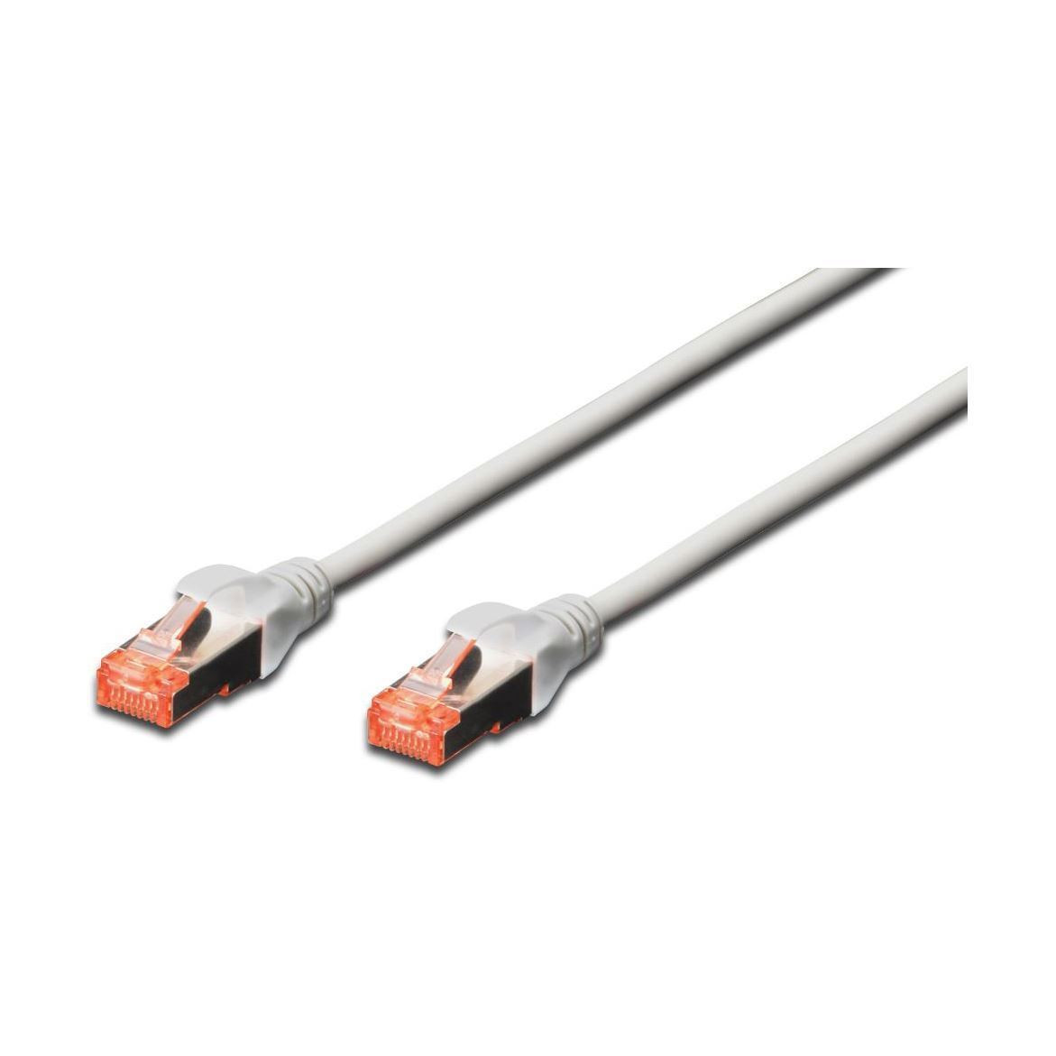 SFTP cat6 PATCH 10m siv DIGITUS