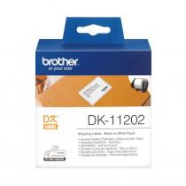 BROTHER DK11202 termične nalepke za odpremo 62x100mm