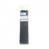 Vezice 370 x 3,6mm črne (pak/100) GW
