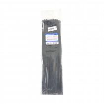 Vezice 450 x 4,8mm črne (pak/100) GW