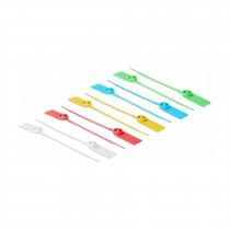 Vezice označevalne 180mm barvne Delock (pak/10)