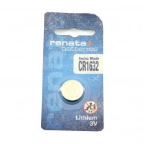 Baterija gumb litijeva CR1632 Renata
