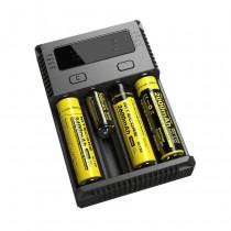 Polnilec za baterije intelingenten NITECORE NEW za Li-Ion, LiFePO4 in Ni-Mh