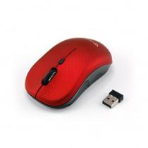Miška SBOX optična brezžična USB WM-106 rdeča