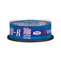 DVD-R 4,7Gb 16x 25-cake Verbatim