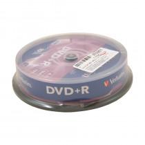 DVD+R 4,7Gb 16x 10-cake Verbatim