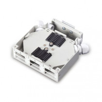 Optični panel DIN Rail 6xSC/8xLC DIGITUS