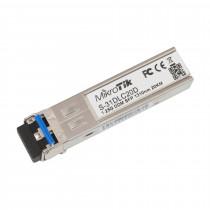 Pretvornik FO SFP Mini-GBIC Gigabit Singlemode MIKROTIK S-31DLC20D