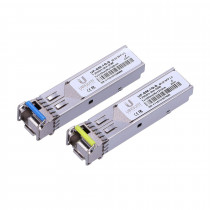 Pretvornik FO SFP Mini-GBIC Gigabit Singlemode UBIQUITI UF-SM-1G (set/2kos)