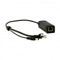 IP Kamera-napajalni delilnik PoE 802.3af DO
