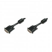 DVI kabel digital-digital  5m Digitus