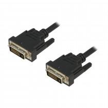 DVI kabel digital-digital  2m brez ferite Digitus