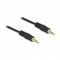 Kabel AVDIO 3.5M-3.5M  0,5m Delock