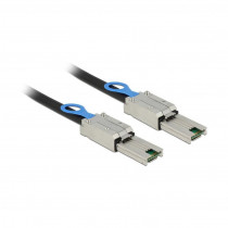 SAS kabel - Mini SAS SFF-8644 > Mini SAS SFF-8088 2m DELOCK
