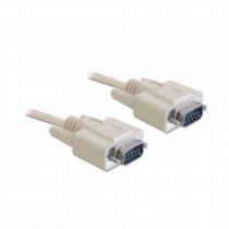Serijski kabel DB9M-DB9M  1m Delock