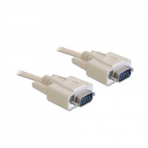 Serijski kabel DB9M-DB9M  3m Delock