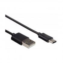 Kabel USB 3.1 A-C 1,5m črn SBOX