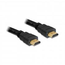 HDMI kabel z mrežno povezavo 15m DELOCK črn High Speed