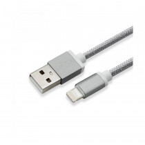 Kabel Apple USB/Lightning 1,5m siv SBOX