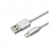 Kabel Apple USB/Lightning 1,5m srebrn SBOX