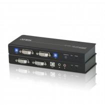 Line extender-DVI DualLink CE604 ATEN