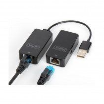 Line extender - USB Cat 5 - do 50m DIGITUS