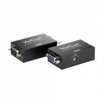Line extender-VGA-VGA + AVDIO RJ45-RJ45 VE022 Aten mini