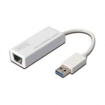 Pretvornik USB 3.0 - Mrežni UTP GIGA 10/100/1000 MBps DIGITUS