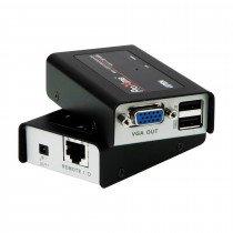 Line extender-VGA-USB CE100 ATEN mini
