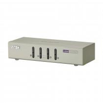 Preklopnik 4:1 VGA/USB/AUDIO CS74U ATEN