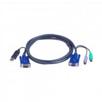 Set kablov ATEN 2L-5503UP VGA/USB 3m