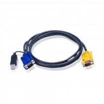 Set kablov ATEN 2L-5203UP VGA/USB 3m