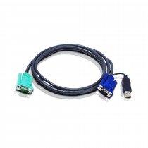Set kablov ATEN 2L-5205U VGA/USB 5m