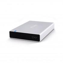 Ohišje 6cm USB 3.0 ALU-15MMU3 FANTEC ALU srebrno