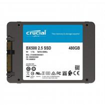 SSD disk  480 GB SATA 3 3D TLC BX500 CRUCIAL