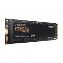 SSD disk  250 GB NVME M.2 970 EVO PLUS Samsung
