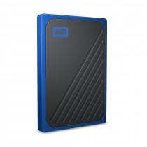 Zunanji SSD 500GB WD My Passport GO USB 3.0 moder