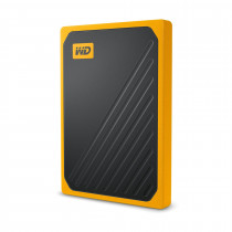 Zunanji SSD 500GB WD My Passport GO USB 3.0 rumen