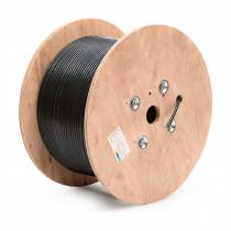 Kabel CAT.6A STP 4x2 AWG23 LSHO 550Mhz Euroclass ECA 100m ZUNANJI KELINE