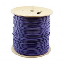 Kabel CAT6A 10GPlus ZONE U/FTP 4x2 AWG23 HF 1000m kolut BrandRex