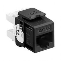Modul Cat.6A UTP 110 eXtreme črn Leviton