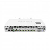 Usmerjevalnik 8xRJ45 10/100/1000 48cm CCR1009-7G-1C-1S+PC MIKROTIK