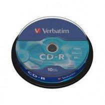 CD-R 52x 700Mb 10-cake Verbatim