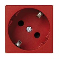 SIMC-45x45 modul 1x220V rdeč