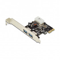Kartica PCI Express USB 3.0 DIGITUS 2xA + Low Profile