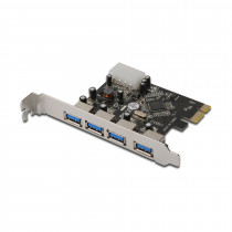 Kartica PCI Express USB 3.0 DS-30221 4xA DIGITUS
