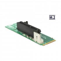 Adapter M.2 na PCI Express x4 slot Delock