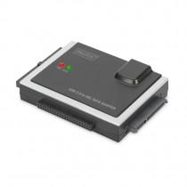 Čitalec diskov USB/IDE-SATA adapter DIGITUS