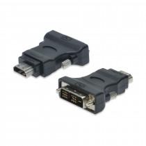 Adapter HDMI Ž - DVI-D M 18+1 DIGITUS